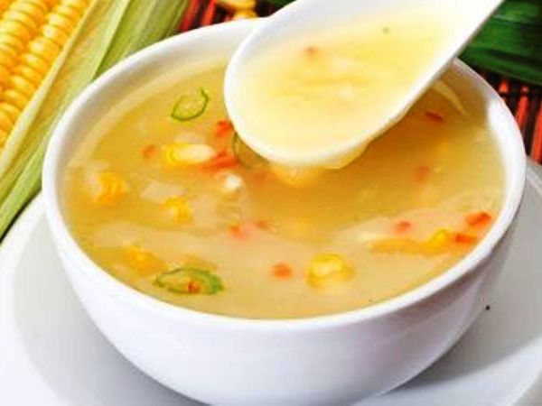 Simple Sweet Corn Soup Recipes