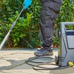 Cleaning Concrete & Stain Removal
