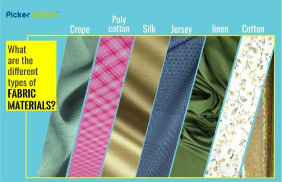 What Are The Different Types Of Fabric Materials?