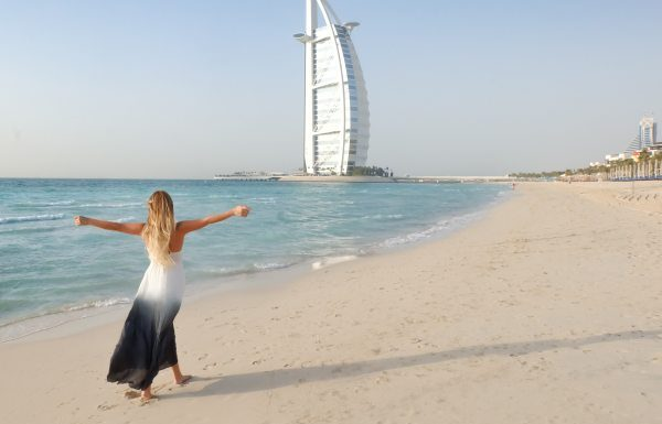 How to add thrill to your adventure trip to DUBAI ?