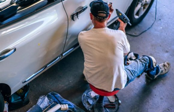Growth of Automotive collision repair market.