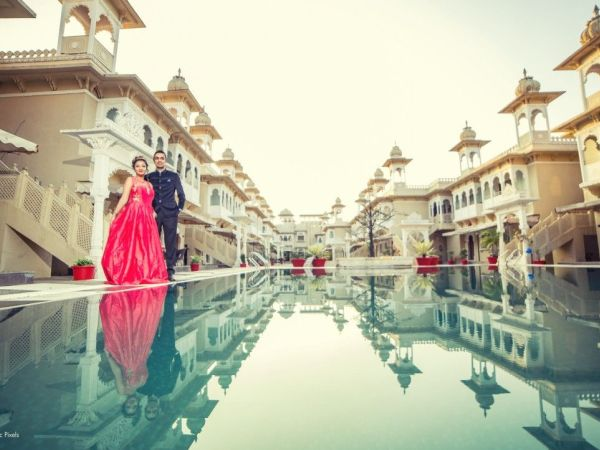 15 UNIQUE IDEAS FOR PRE-WEDDING SHOOT